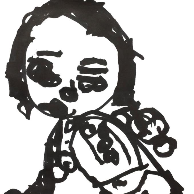 くつろぐ人   Shinji TAKEUCHI