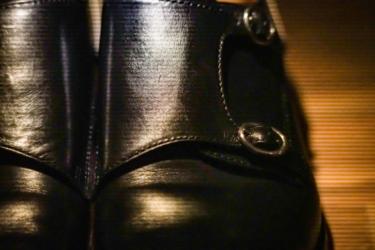 ちゃんとした靴を履こうと思う