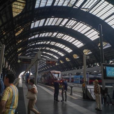 Leave Milan